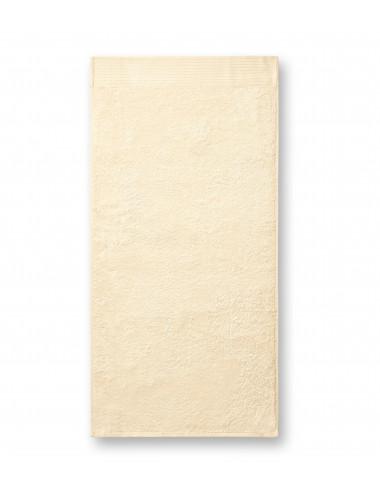 2Adler MALFINIPREMIUM Ręcznik duży unisex Bamboo Bath Towel 952 migdałowy