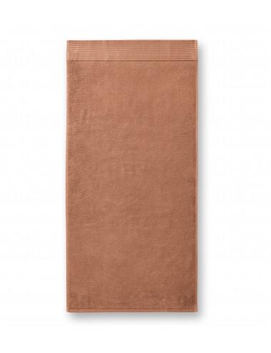 2Adler MALFINIPREMIUM Ręcznik duży unisex Bamboo Bath Towel 952 nugatowy