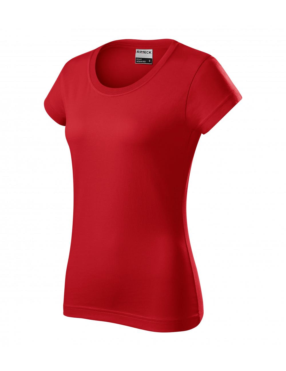 Adler RIMECK Koszulka damska Resist heavy R04 czerwony