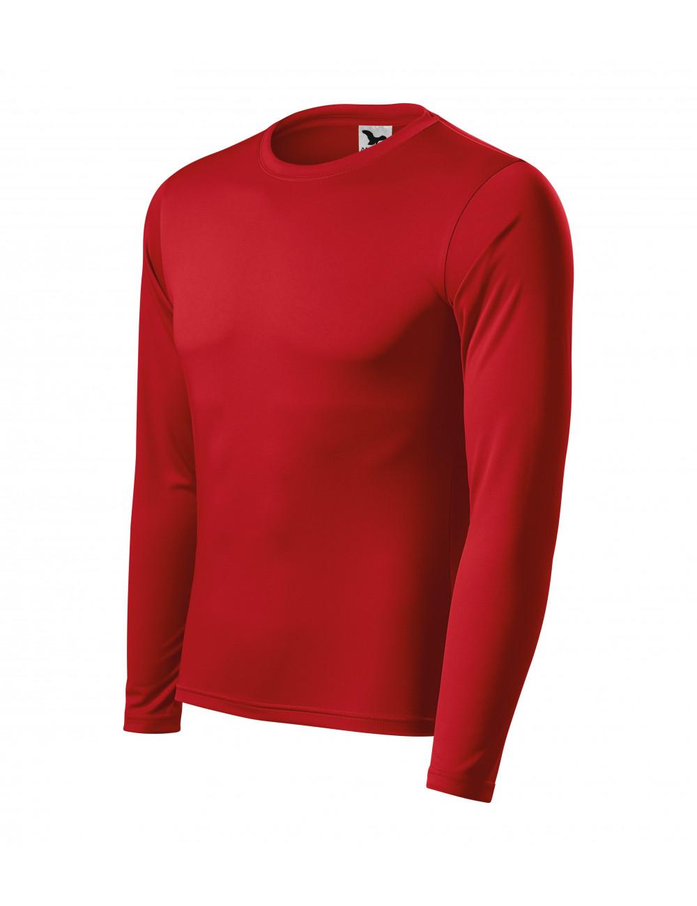 Adler MALFINI Koszulka unisex Pride 168 czerwony