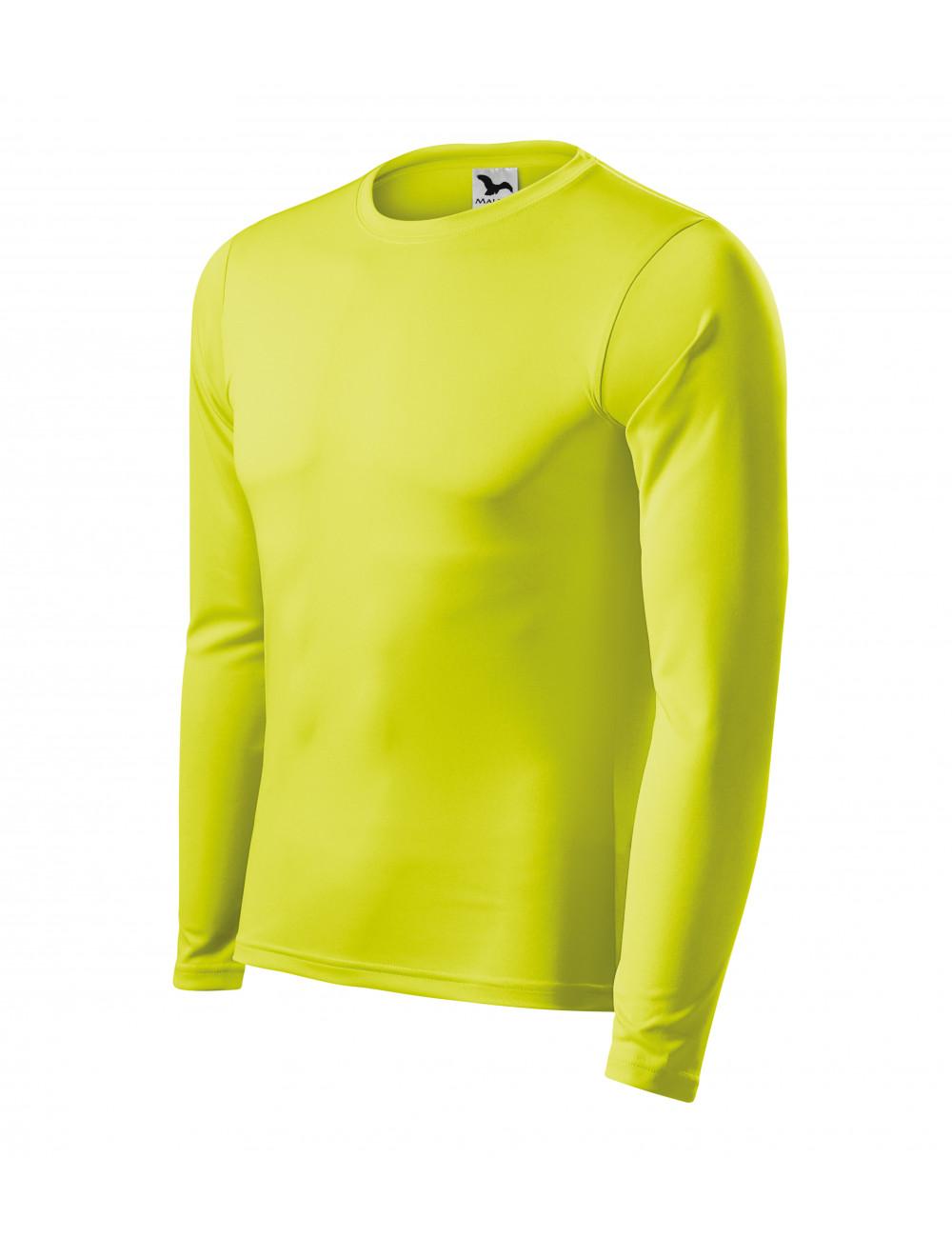 Adler MALFINI Koszulka unisex Pride 168 neon yellow