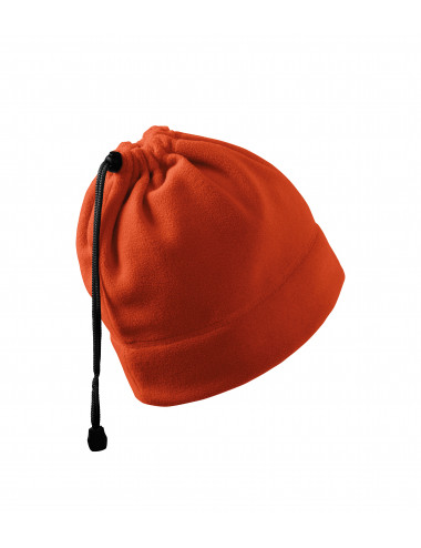 2Adler MALFINI Czapka polarowa unisex Practic 519 pomarańczowy