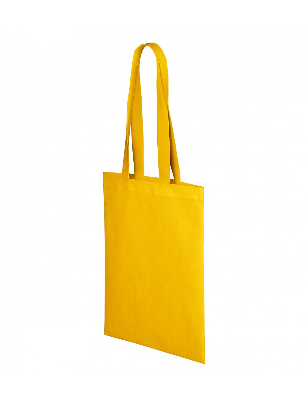 Adler PICCOLIO Torba na zakupy unisex Bubble P93 żółty