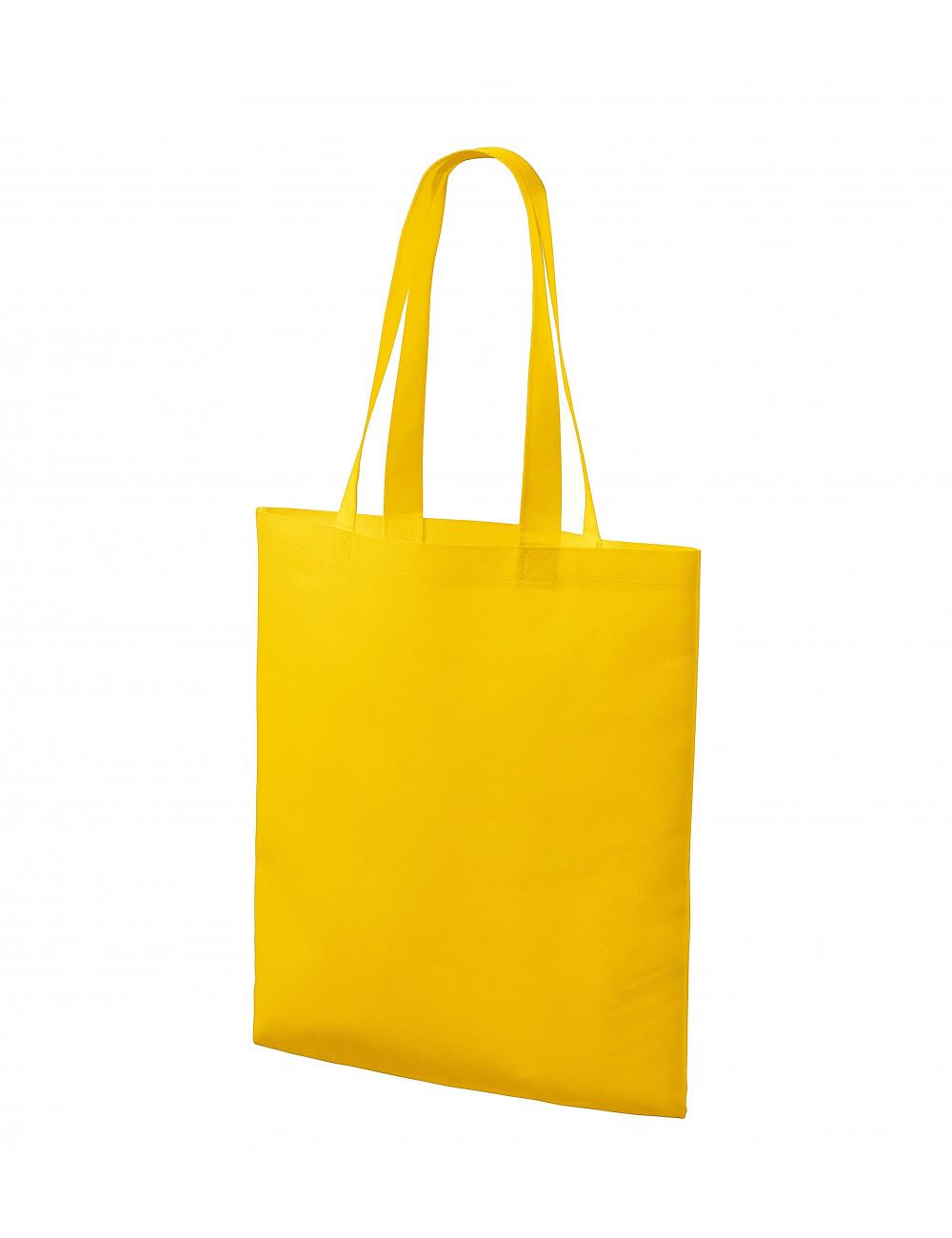 Adler PICCOLIO Torba na zakupy unisex Bloom P91 żółty