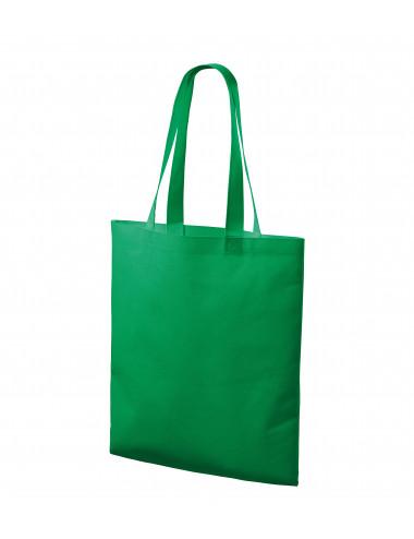 2Adler PICCOLIO Torba na zakupy unisex Bloom P91 zieleń trawy