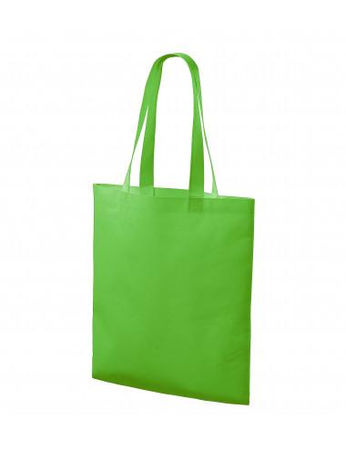 2Adler PICCOLIO Torba na zakupy unisex Bloom P91 green apple