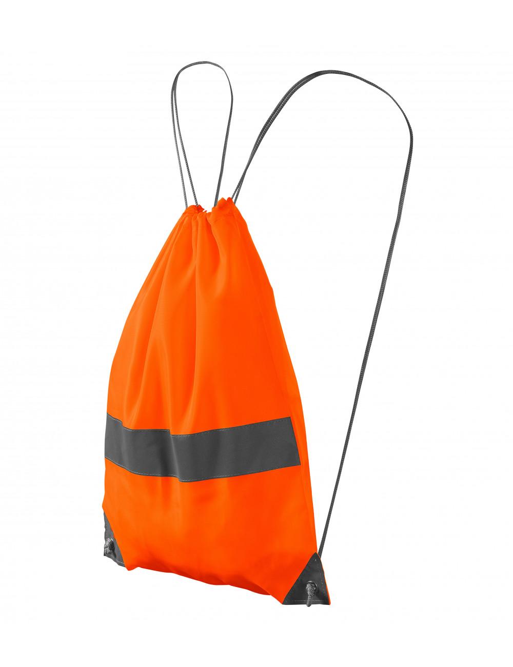 Adler RIMECK Plecak unisex HV Energy 9V2 odblaskowo pomarańczowy