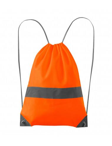 2Adler RIMECK Plecak unisex HV Energy 9V2 odblaskowo pomarańczowy