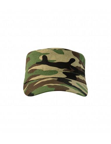 2Adler MALFINI Czapka unisex Camo Latino C24 camouflage brown