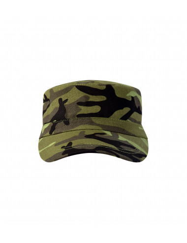 2Adler MALFINI Czapka unisex Camo Latino C24 camouflage green