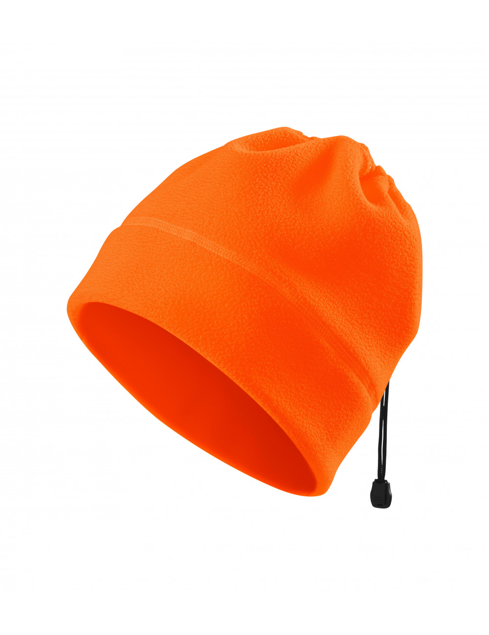 Adler RIMECK Czapka polarowa unisex HV Practic 5V9 odblaskowo pomarańczowy
