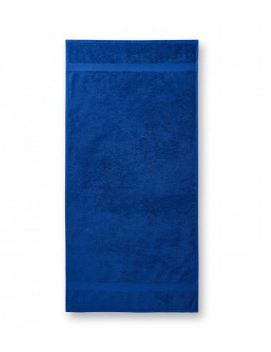 2Adler MALFINI Ręcznik duży unisex Terry Bath Towel 905 chabrowy