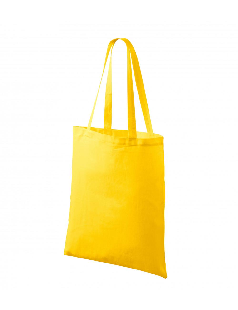 Adler MALFINI Torba na zakupy unisex Handy 900 żółty