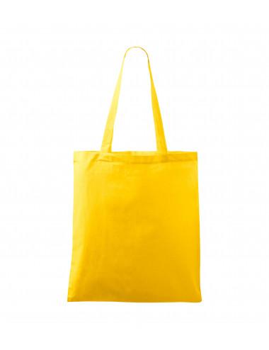 2Adler MALFINI Torba na zakupy unisex Handy 900 żółty