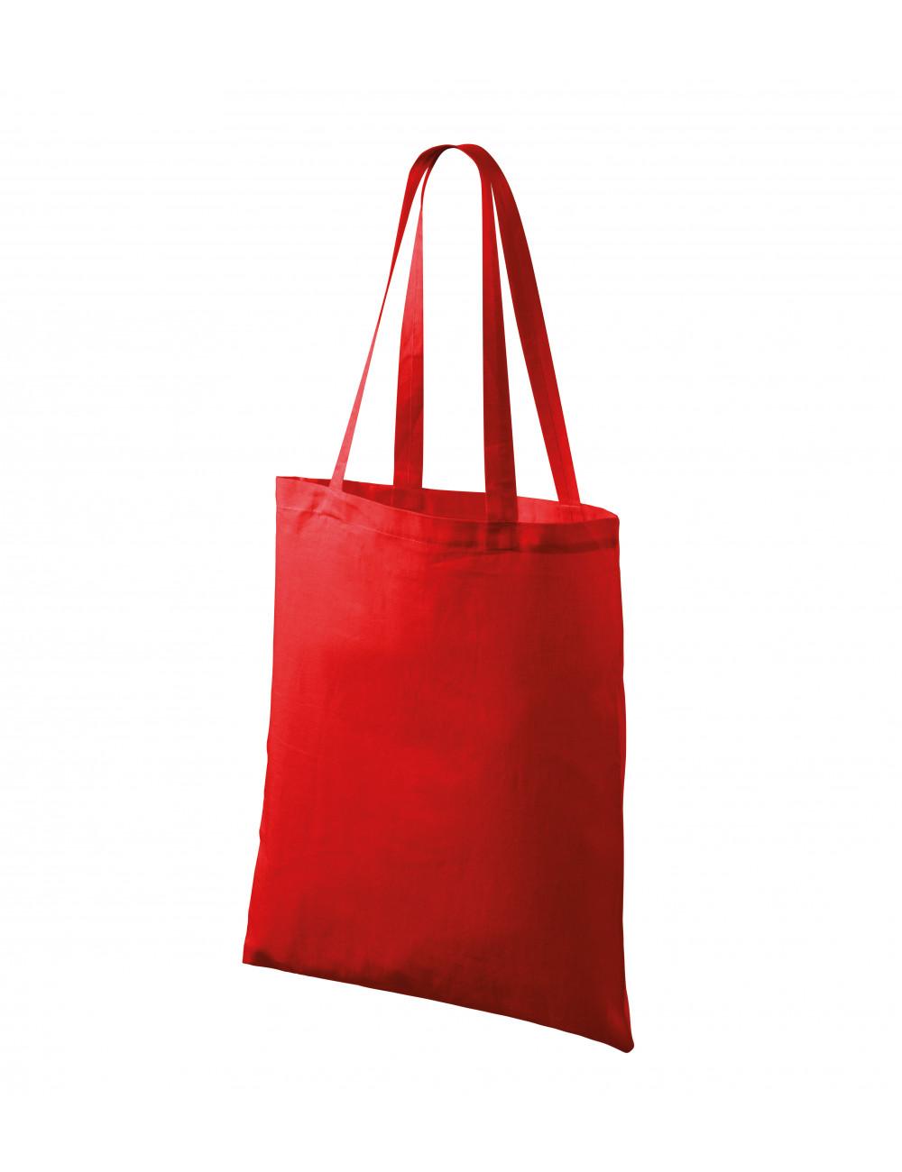 Adler MALFINI Torba na zakupy unisex Handy 900 czerwony