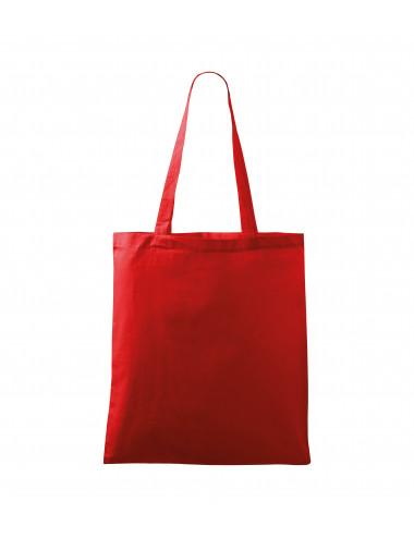 2Adler MALFINI Torba na zakupy unisex Handy 900 czerwony