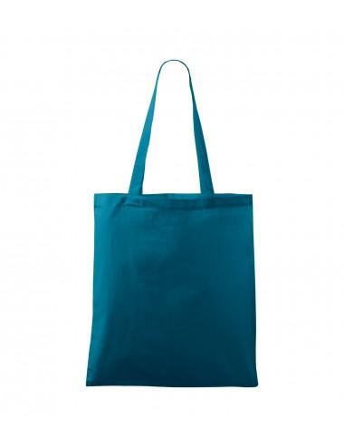 2Adler MALFINI Torba na zakupy unisex Handy 900 petrol blue