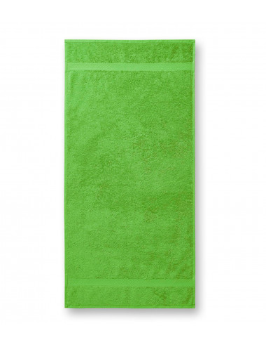 2Adler MALFINI Ręcznik unisex Terry Towel 903 green apple