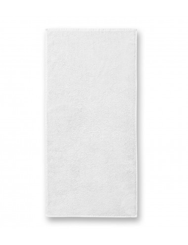 2Adler MALFINI Ręcznik unisex Terry Towel 908 biały