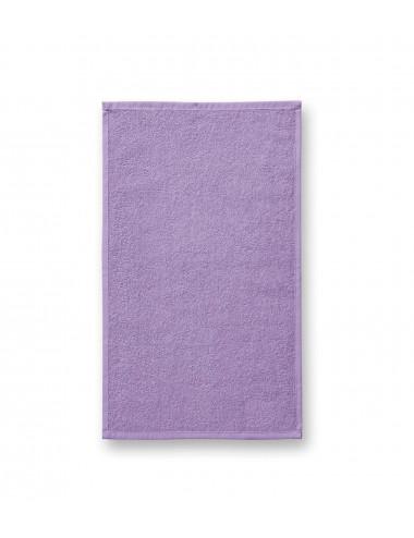2Adler MALFINI Ręcznik mały unisex Terry Hand Towel 907 lawendowy