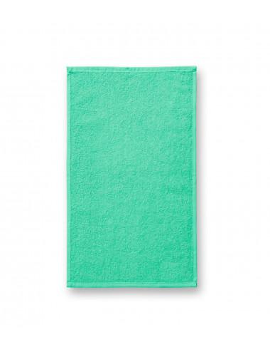 2Adler MALFINI Ręcznik mały unisex Terry Hand Towel 907 miętowy