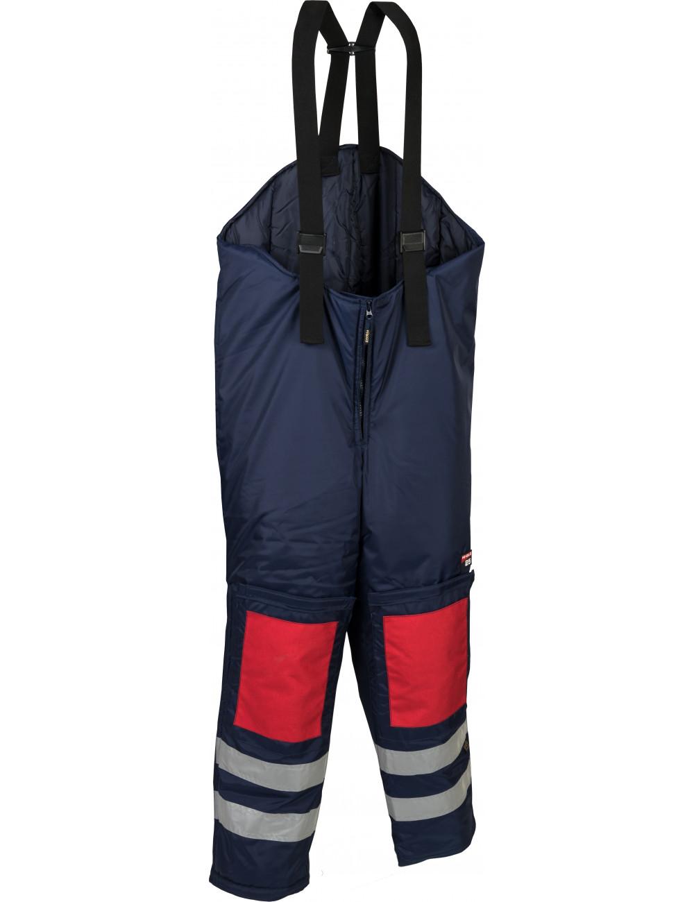 Spodnie do mroźni i chłodni Hi-Glo 25 Coldstore Trousers Goldfreeze, do -64,2 ° C