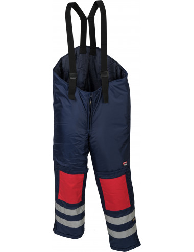 Spodnie do mroźni i chłodni Hi-Glo 40 Freeze Trousers Goldfreeze, do -83,3 ° C