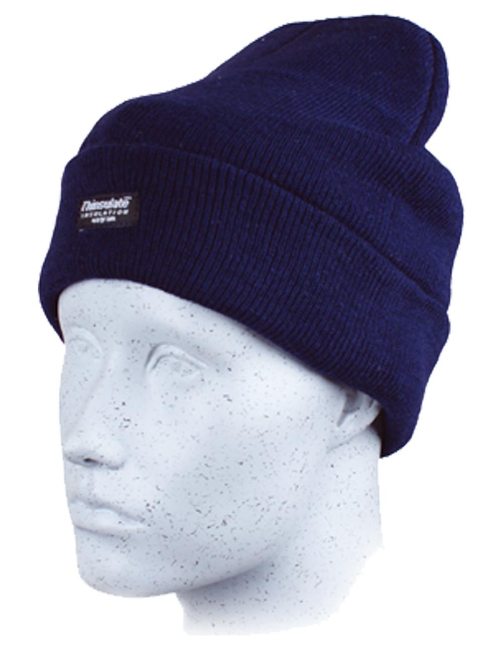 Czapka Hat do chłodni lub mroźni z dzianiny Thinsulate od Goldfreeze.
