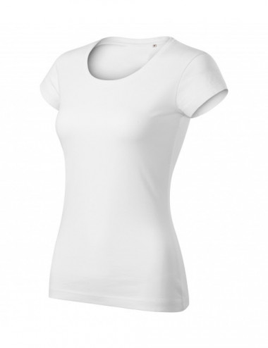 Adler MALFINI Koszulka damska Viper Free F61 biały