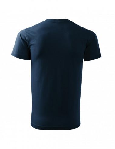 2Adler MALFINI Koszulka męska Basic Free F29 granatowy
