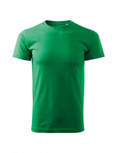 2Adler MALFINI Koszulka męska Basic Free F29 zieleń trawy