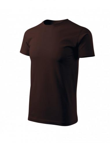 2Adler MALFINI Koszulka męska Basic Free F29 kawowy
