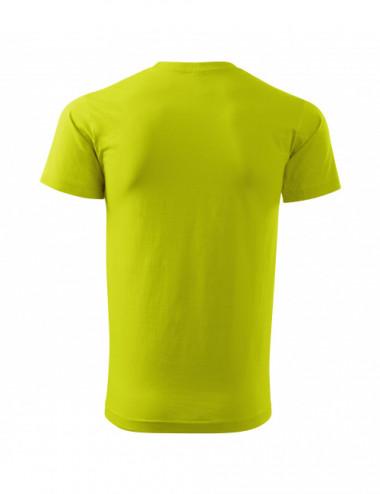 2Adler MALFINI Koszulka męska Basic Free F29 limetka