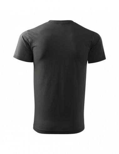 2Adler MALFINI Koszulka męska Basic Free F29 ciemny khaki