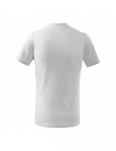 2Adler MALFINI Koszulka dziecięca Basic Free F38 biały