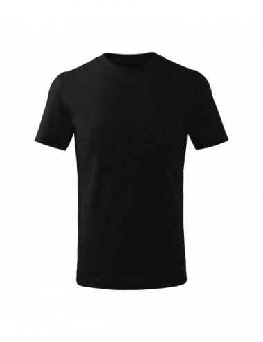 2Adler MALFINI Koszulka dziecięca Basic Free F38 czarny