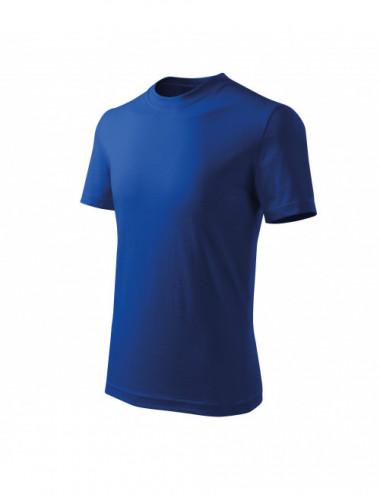 2Adler MALFINI Koszulka dziecięca Basic Free F38 chabrowy