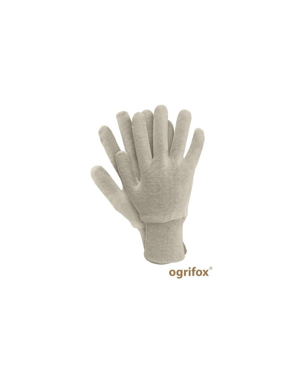 OGRIFOX RĘKAWICE OCHRONNE OX.11.711 UNDERS OX-UNDERS E ECRU