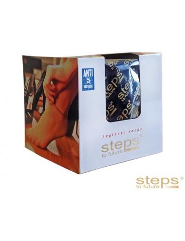 STEPS STOPKI BST-STOPKI-MES B CZARNY