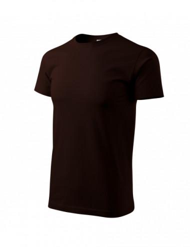 2Adler MALFINI Koszulka unisex Heavy New 137 kawowy