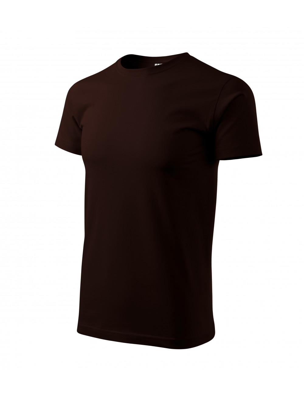Adler MALFINI Koszulka unisex Heavy New 137 kawowy