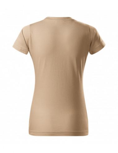 2Adler MALFINI Koszulka damska Basic 134 piaskowy
