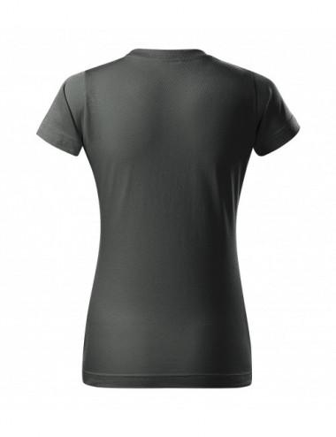 2Adler MALFINI Koszulka damska Basic 134 ciemny khaki