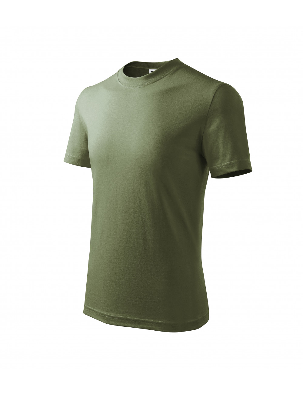 Adler MALFINI Koszulka dziecięca Basic 138 khaki