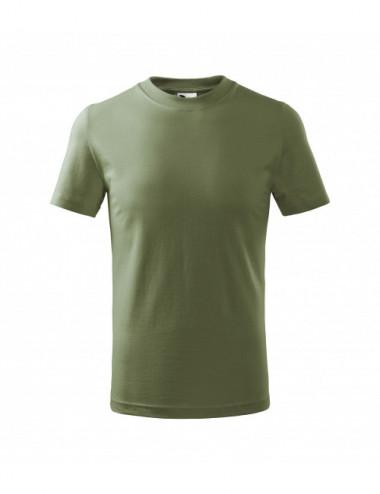2Adler MALFINI Koszulka dziecięca Basic 138 khaki
