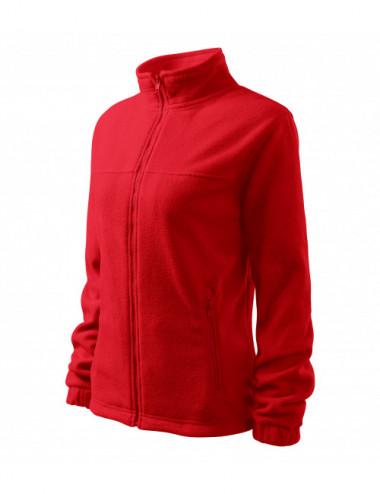 2Adler RIMECK Polar damski Jacket 504 czerwony