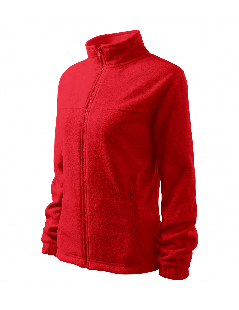 Adler RIMECK Polar damski Jacket 504 czerwony