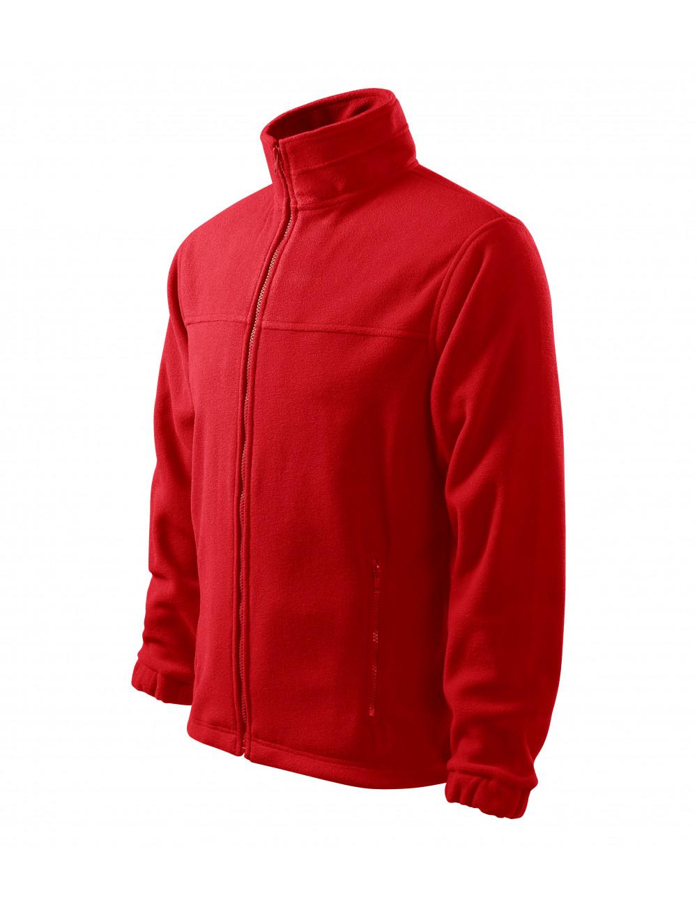 Adler RIMECK Polar męski Jacket 501 czerwony
