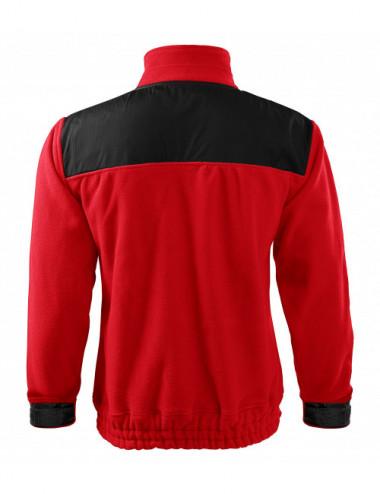 2Adler RIMECK Polar unisex Jacket Hi-Q 506 czerwony