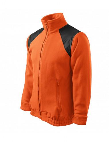 2Adler RIMECK Polar unisex Jacket Hi-Q 506 pomarańczowy
